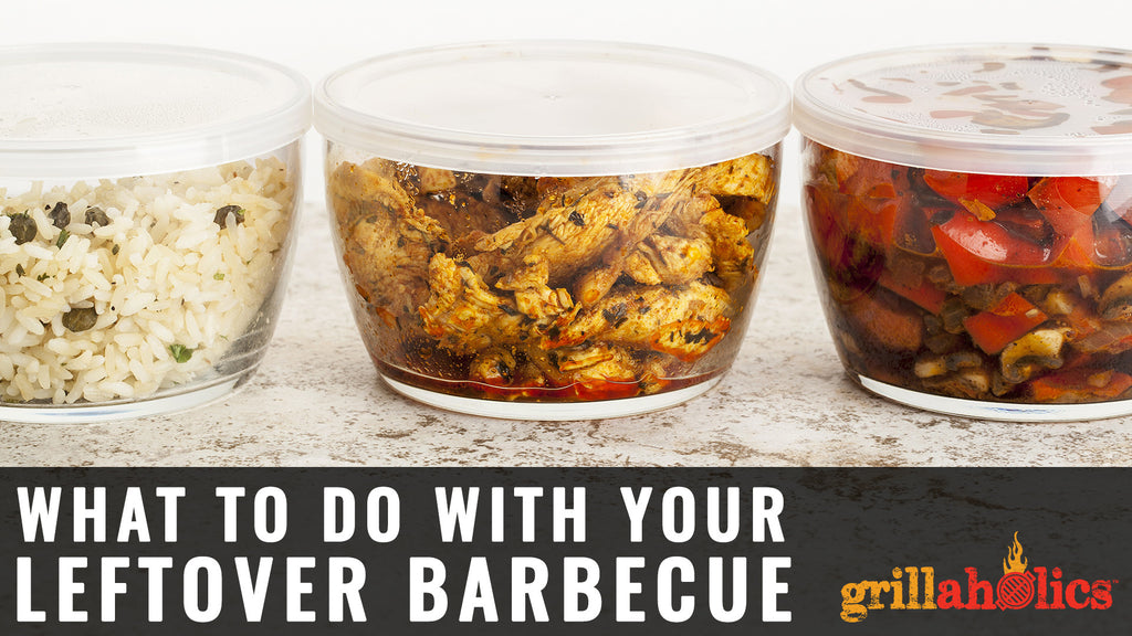 What To Do With Your Leftover Barbecue