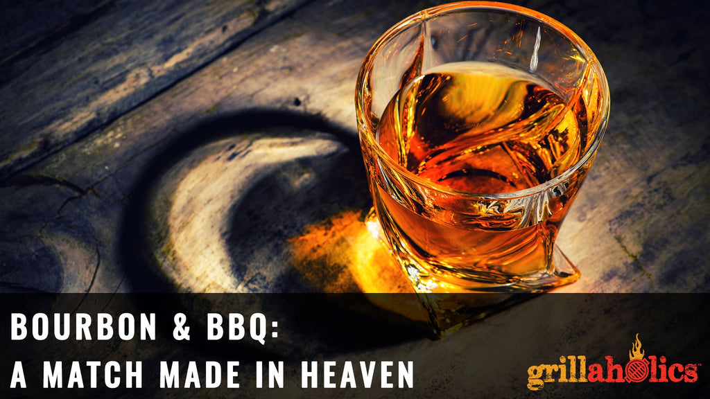 Bourbon and Barbecue -- A Match Made in Heaven