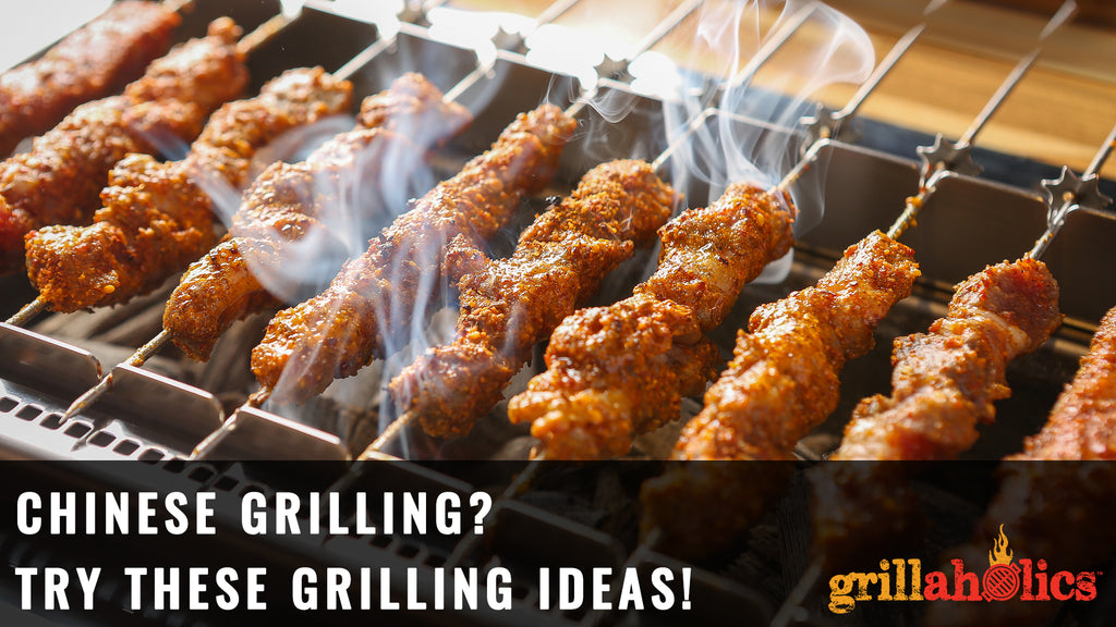 Chinese Grilling? Skip the Takeout with these Grill Ideas!