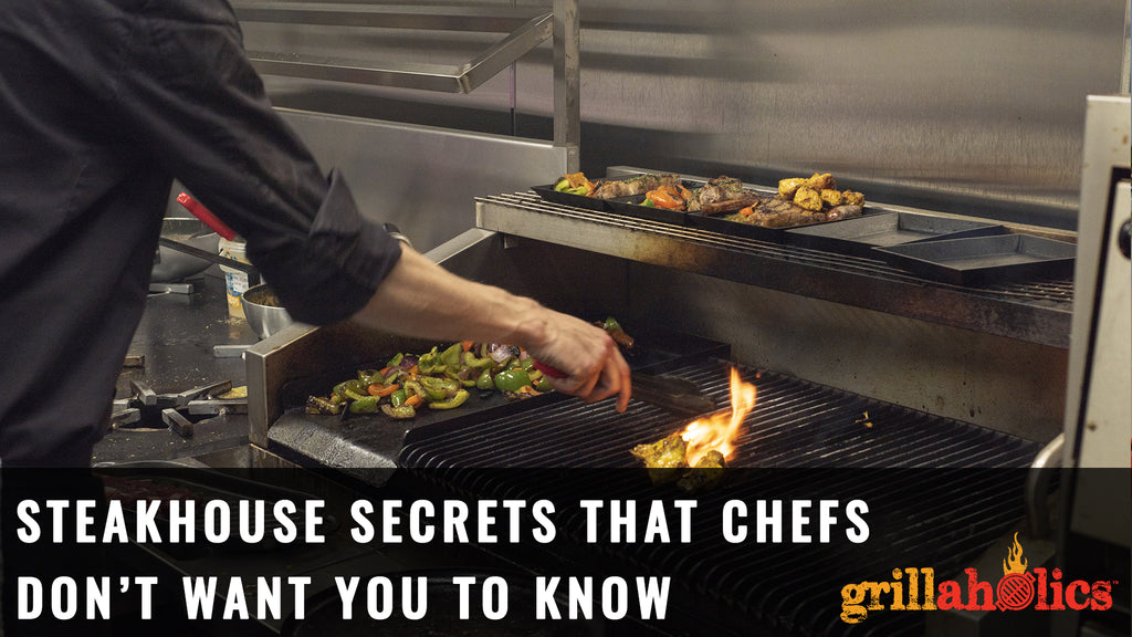 Steakhouse Secrets That Chefs DON'T Want You to Know