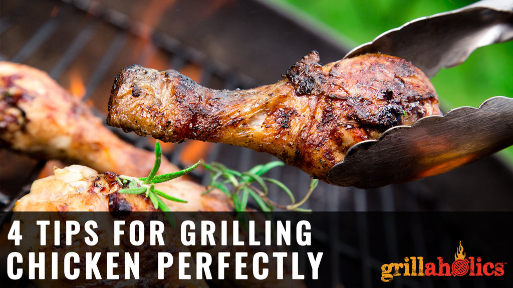Tips For Grilled Chicken
