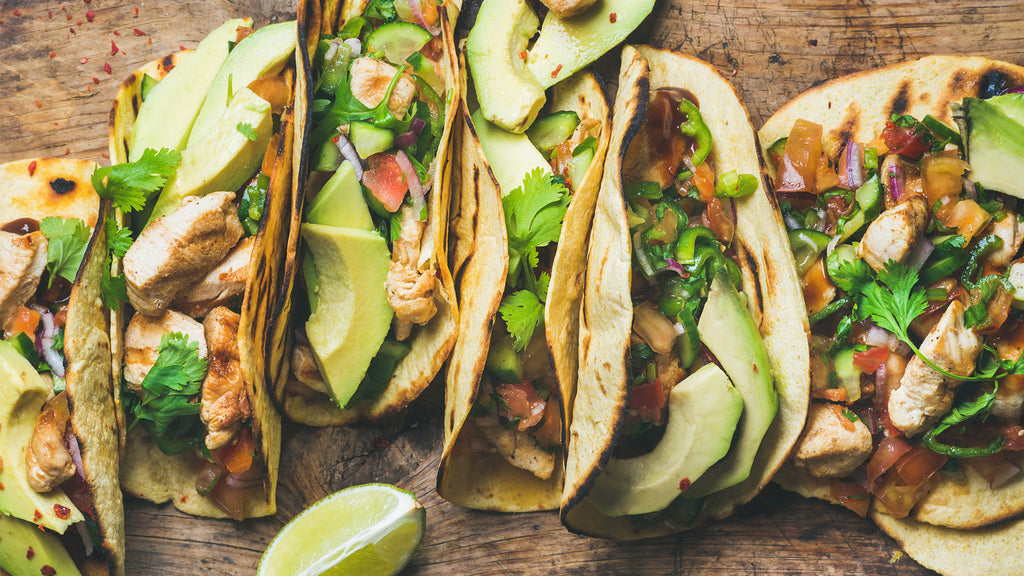 Best Grilled Taco Recipes