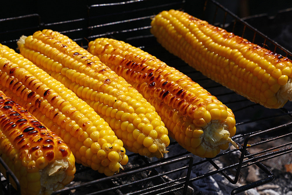 how to grill corn without foil