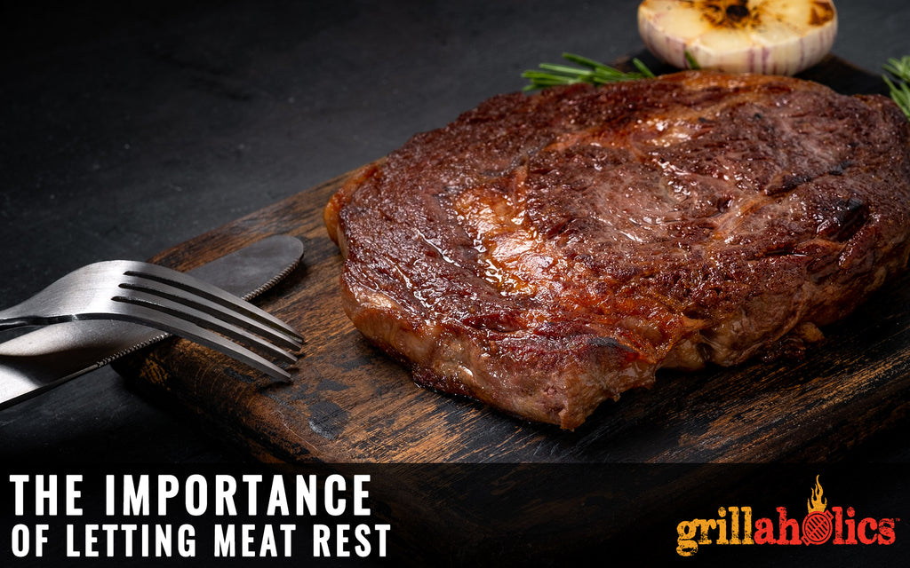 importance of letting meat rest