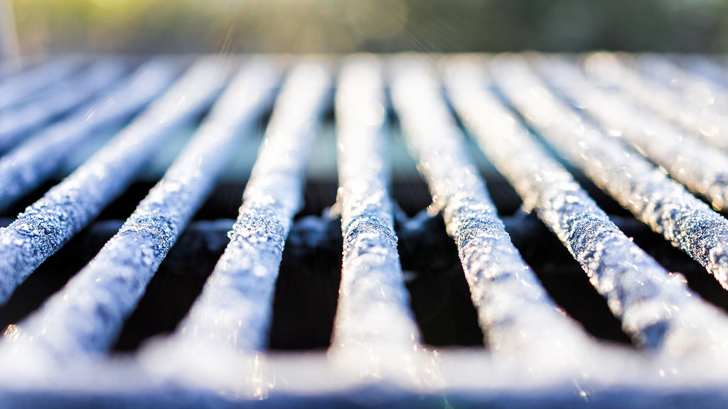 Icy Grates