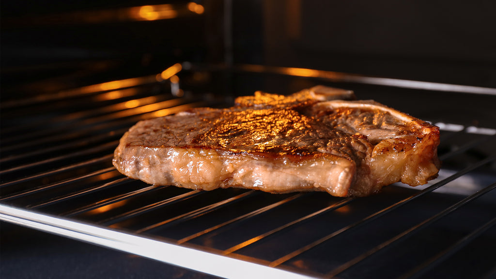 Steak In The Oven