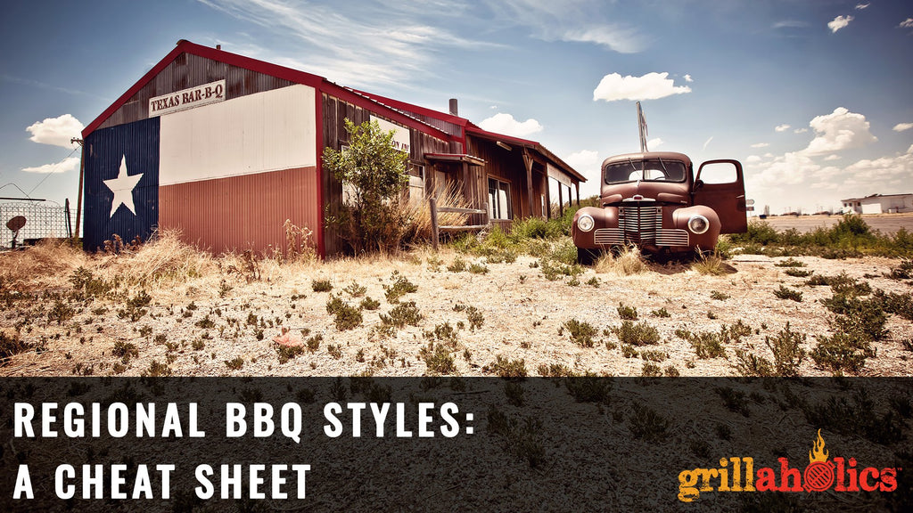 regional bbq styles cheat sheet