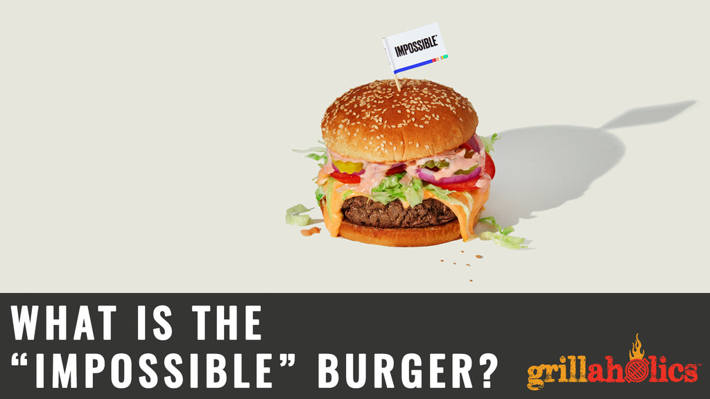 what is burger kins impossible burger