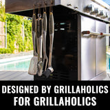 High End Grill Tools