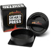 STUFFED BURGER PRESS AND MEAT CLAWS BUNDLE - Professional Grade Heavy Duty