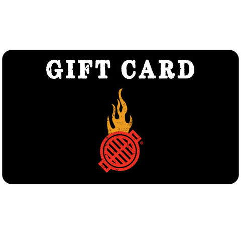 Grillaholics Gift Card