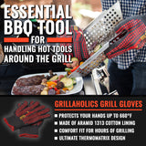 Grillaholics Grill Gloves