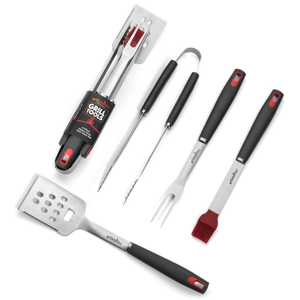 Grillaholics Grill Tools