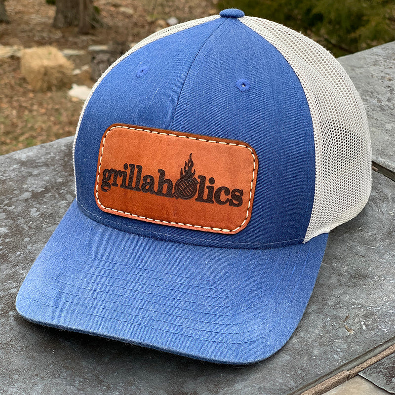 Grillaholics Grill Master Hat