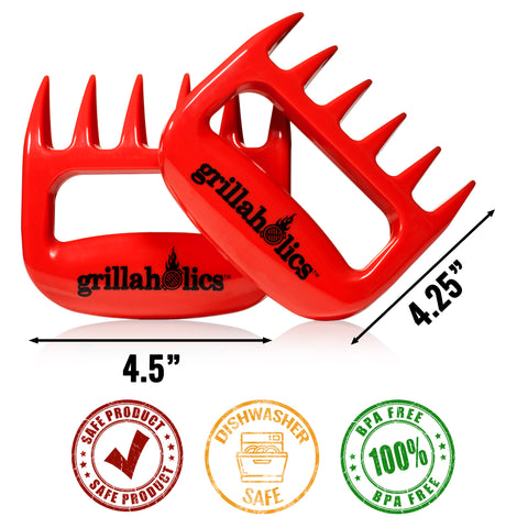 Image of Grillaholics Meat Claws