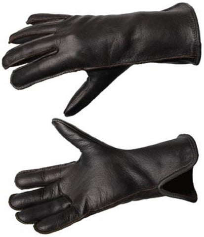 Deerskin Bull Riding Glove -- Outseam - Cowboy Hats and More  - 1