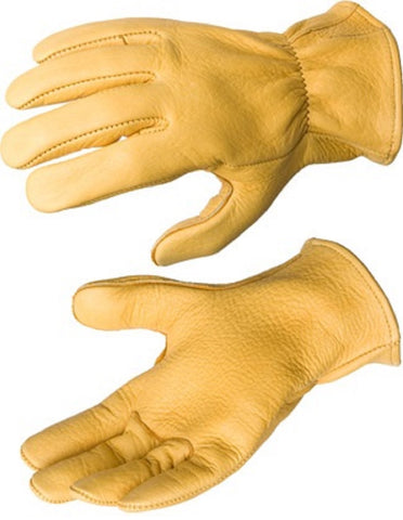 Superior Elkskin Leather Glove -- Unlined - Cowboy Hats and More