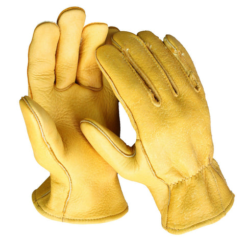 Premier Elkskin Leather Gloves -- Outseam - Cowboy Hats and More