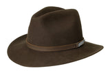 Black Creek Around Town Crushable Wool Fedora - Cowboy Hats and More - 2