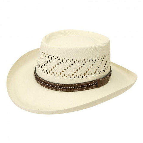 Black Creek Summer in the City Staw Fedora