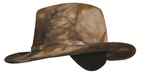 ... Black Creek Crushable Wool Camo Hat with Ear Flaps - Cowboy Hats and  More - 2 ab9d4a15a61