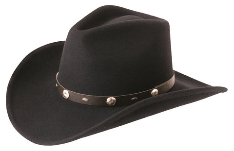 23692c9bc29d4 The Rattler - Crushable Wool Cowboy Hat by Silverado - Cowboy Hats and More  - 1