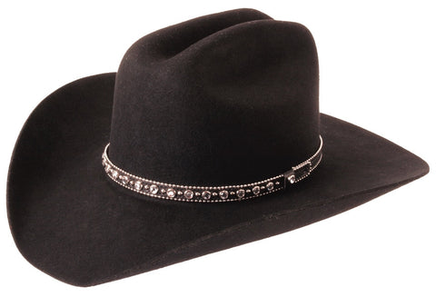 Shooting Star Wool Felt Cowgirl Hat - Cowboy Hats and More