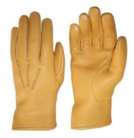 Western Gentleman's Deerskin Leather Glove - Cowboy Hats and More  - 1