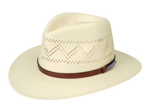 Black Creek Livin' Easy Straw Fedora