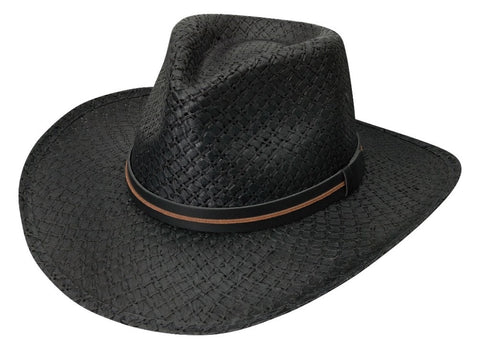 Black Creek Simply Texas Straw Cowboy Hat