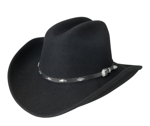 Western Gent Crushable Wool Felt Cowboy Hat - Cowboy Hats and More