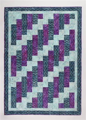 Quick As A Wink 3-Yard Quilts Pattern Book - brewstitched.com