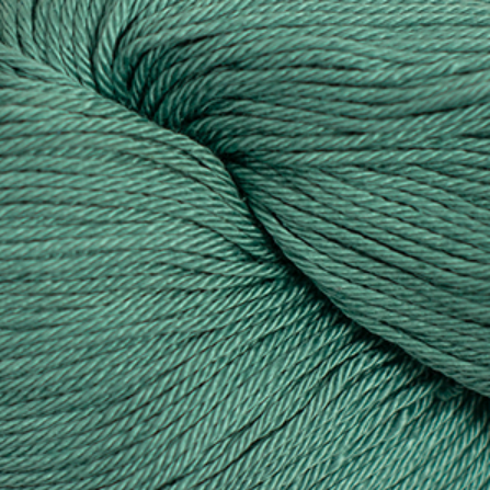 Cascade Noble Cotton Yarn in Granite Green - brewstitched.com