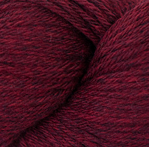 Cascade 220 Yarn in Red Wine Heather - brewstitched.com