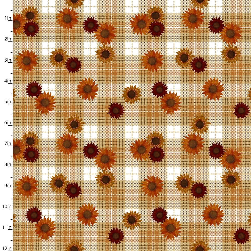 Harvest Camper Fall Plaid Floral - Coming August 2020 - brewstitched.com