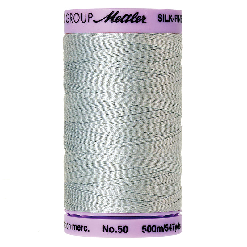 Mettler 50 weight Cotton Thread in Moonstone 9104 1081 - brewstitched.com