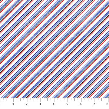 Power Play Stripe - Priced by the Half Yard - brewstitched.com