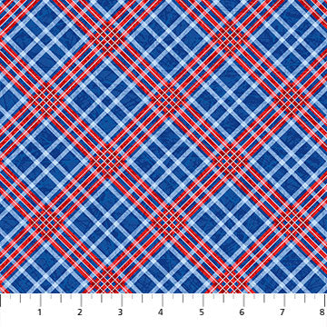 Power Play Plaid - Priced by the Half Yard - brewstitched.com