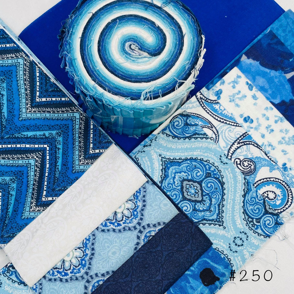 Fabric Destash #250 - brewstitched.com