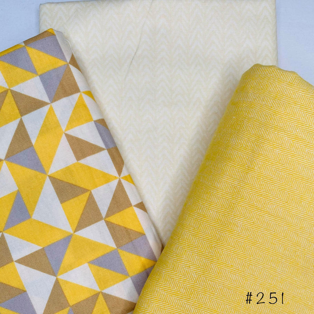 Fabric Destash #251 - brewstitched.com