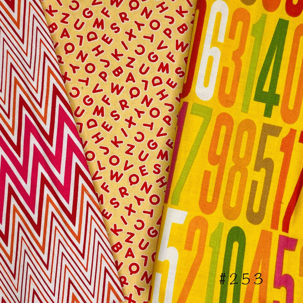 Fabric Destash #253 - brewstitched.com