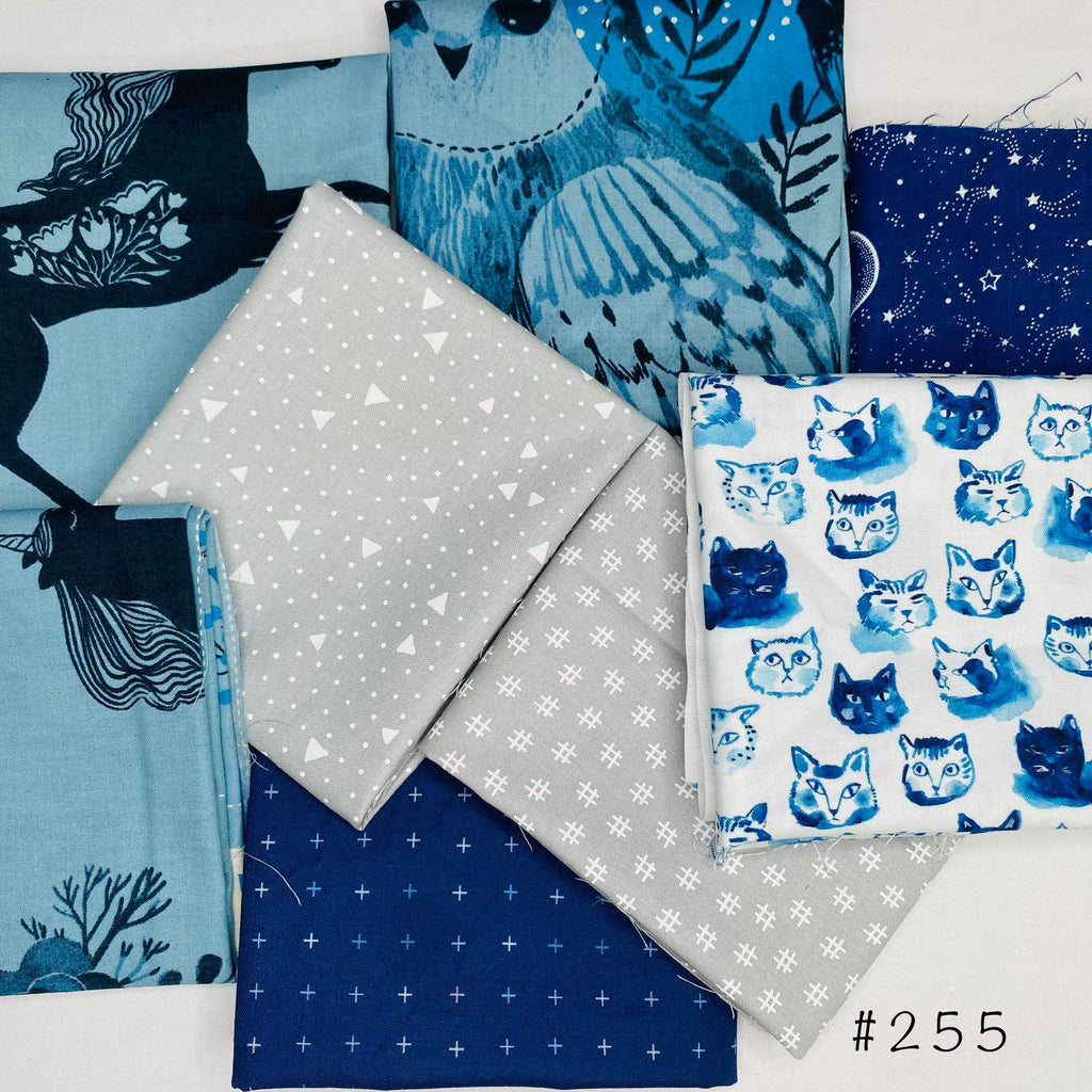 Fabric Destash #255 - brewstitched.com