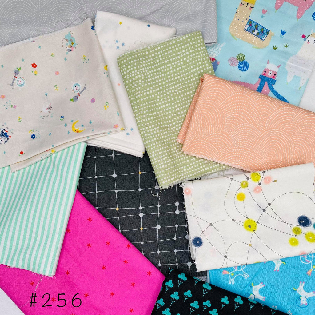 Fabric Destash #256 - brewstitched.com