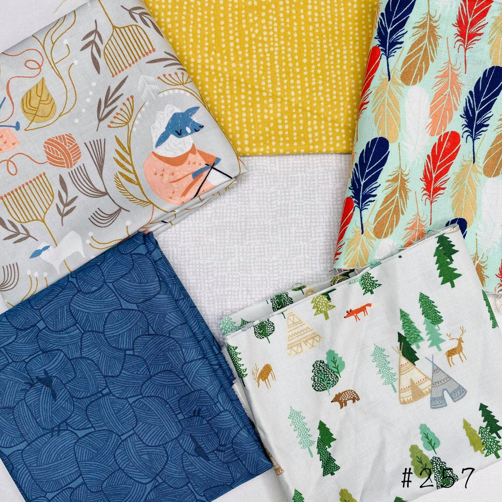Fabric Destash #257 - brewstitched.com