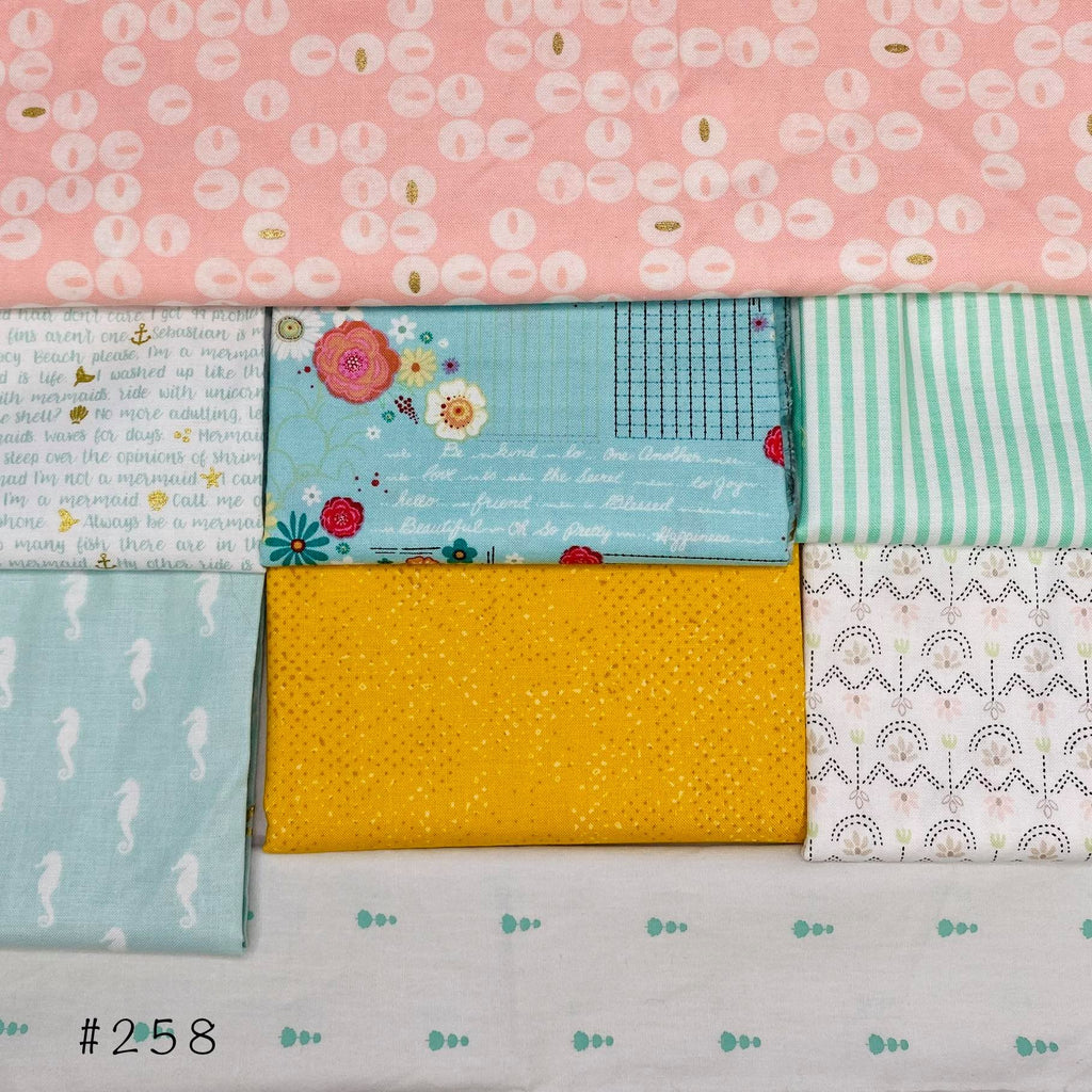 Fabric Destash #258 - brewstitched.com