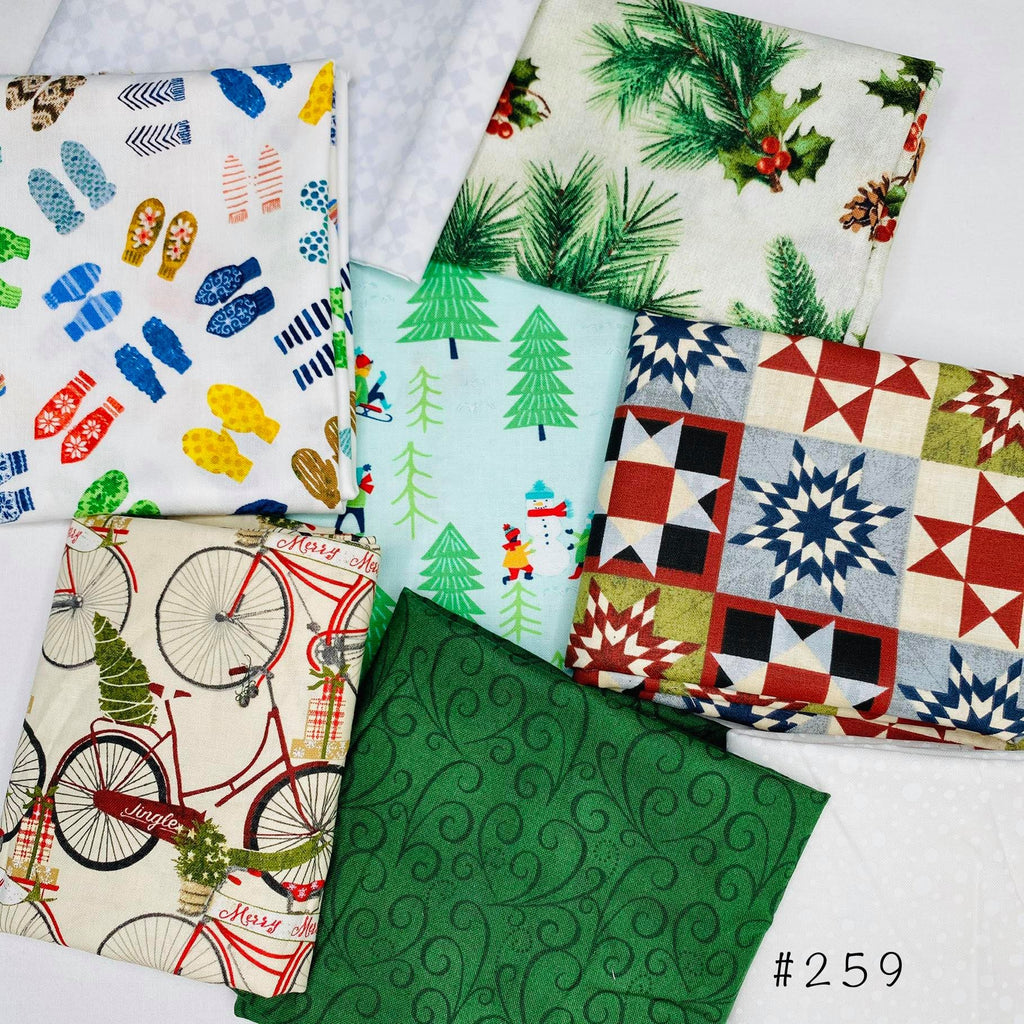 Fabric Destash #259 - brewstitched.com