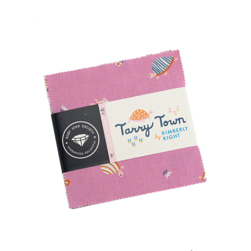 Tarrytown Charm Pack - brewstitched.com