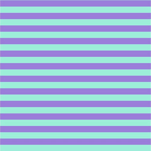Tula's True Colors Tent Stripe Petunia - Priced by the Half Yard - brewstitched.com