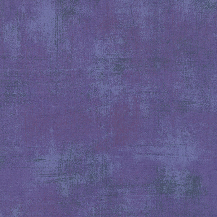 Grunge Hyacinth - Priced by the Half Yard - brewstitched.com