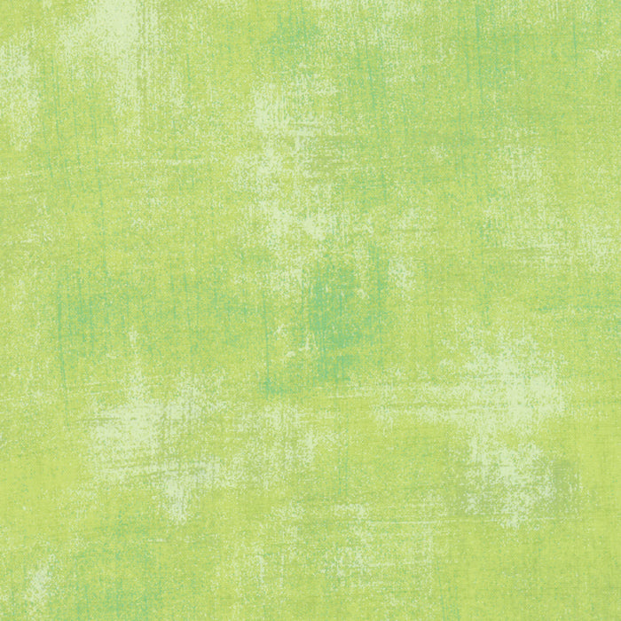 Grunge Key Lime - Priced by the Half Yard - brewstitched.com